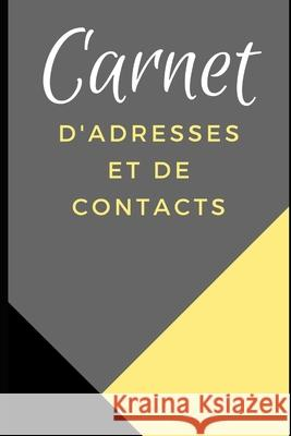 Carnet de Notes Et d'Adresses: R Graphic's 9781707920914