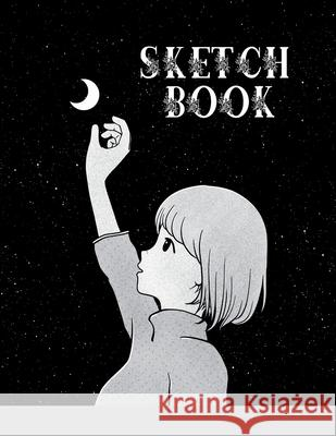 Sketch Book: Notebook for Drawing, Writing, Painting, Sketching or Doodling, 110 Pages, 8.5x11 Mellow Maxim 9781716105340