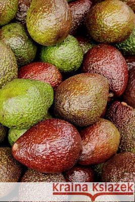 Avocados Notebook Wild Pages Press 9781719291675