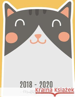 2018 - 2020 Monthly Planner: Planner 3 Year Monthly Planner, Monthly Schedule Organizer - Agenda for the Next 3years, 36 Months Calendar, Appointme Jinny M. Beenas 9781719449885