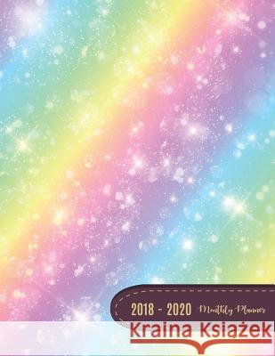 2018 - 2020 Monthly Planner: Planner 3 Year Monthly Planner, Monthly Schedule Organizer - Agenda for the Next 3years, 36 Months Calendar, Appointme Jinny M. Beenas 9781719449991