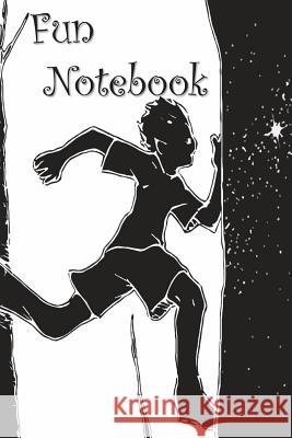 Fun Notebook: Boys Books - Mini Composition Notebook - Ages 6 -12 - Run for Something Simple Planners and Journals 9781721819317