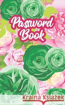 Password Book: Password Keeper with Alphabet Tabs V2 Dartan Creations 9781724149169