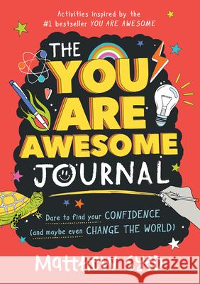 You Are Awesome Journal Matthew Syed 9781728209500