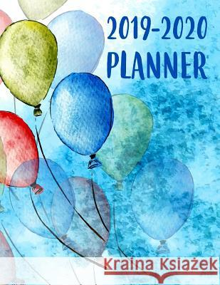 2019-2020 Planner: Two Years January 2019 to December 2020 Daily Weekly Monthly Calendar Planner with to Do List Kim R. Jacquez 9781728994253