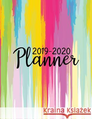 2019-2020 Planner: Two Years January 2019 to December 2020 Daily Weekly Monthly Calendar Planner with to Do List Kim R. Jacquez 9781728994277