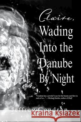 Claire, Wading Into the Danube By Night Jeffrey Condran   9781732039940