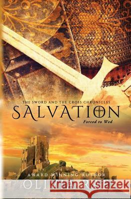 Salvation Olivia Rae 9781732045712 Hopekinight Press