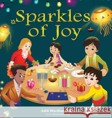 Sparkles of Joy Aditi W. Singh 9781733564953