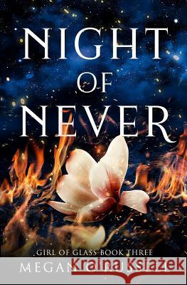Night of Never Megan O'Russell 9781733649421