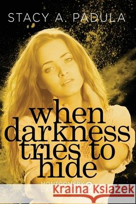 When Darkness Tries to Hide Stacy A. Padula 9781735016856