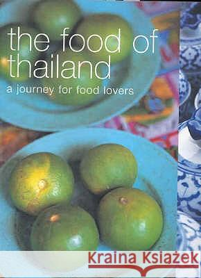 Food of Thailand   9781740454735