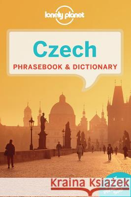 Lonely Planet Czech Phrasebook & Dictionary   9781741049725
