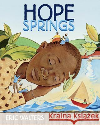 Hope Springs Eric Walters Eugenie Fernandes 9781770495302 Tundra Books (NY)