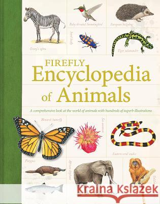 Firefly Encyclopedia of Animals Philip Whitfield 9781770854574