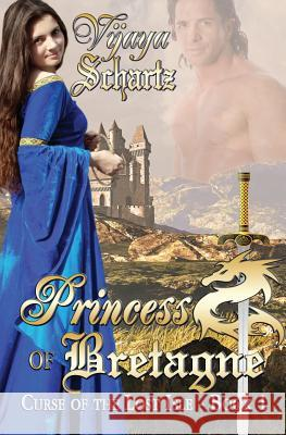 Princess of Bretagne Vijaya Schartz 9781771452519