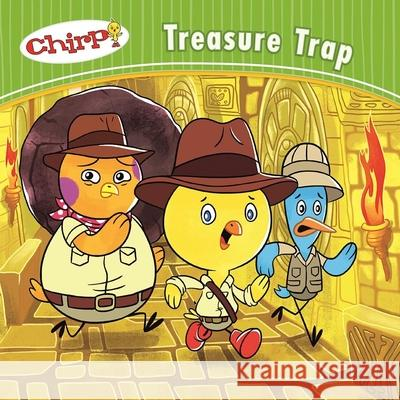Chirp: Treasure Trap J. Torres 9781771471879