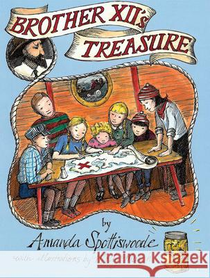 Brother XII's Treasure Amanda Spottiswoode Molly March 9781772030716