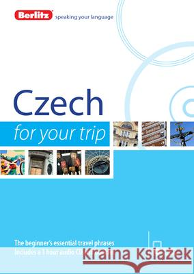 Berlitz Czech for Your Trip - audiobook Berlitz 9781780044378