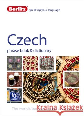 Berlitz: Czech Phrase Book & Dictionary Berlitz 9781780044545