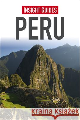 Insight Guides: Peru Insight Guides 9781780052540