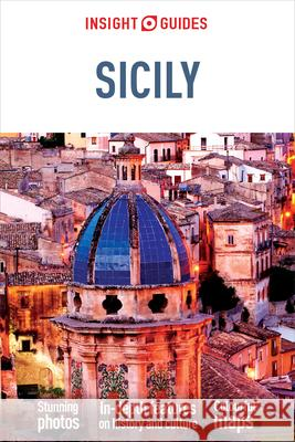 Insight Guides: Sicily Insight Guides 9781780053110