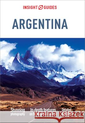 Insight Guides: Argentina Insight Guides 9781780053202