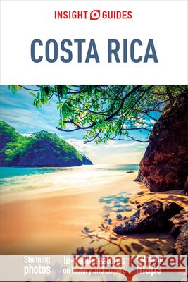 Insight Guides: Costa Rica Insight Guides 9781780053608