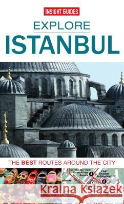 Explore Istanbul [With Map] Insight Guides 9781780056579