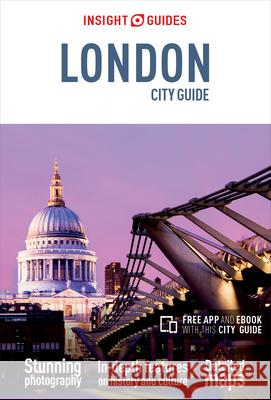Insight Guides: London City Guide Insight Guides 9781780056951