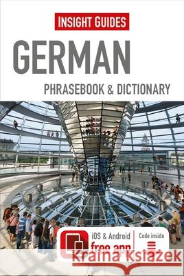Insight Guides Phrasebooks: German Insight Guides 9781780058269
