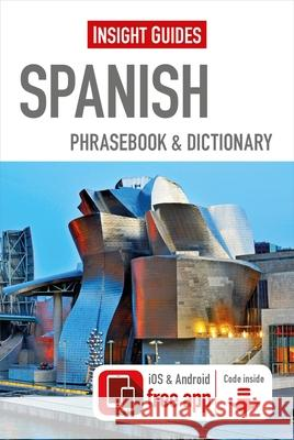 Insight Guides Phrasebooks: Spanish Insight Guides 9781780058276