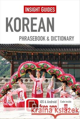 Insight Guides Phrasebooks: Korean Insight Guides 9781780058306