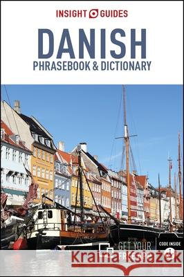 Insight Guides Phrasebook: Danish  9781780059037