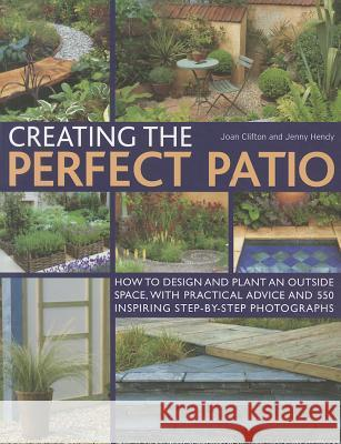 Creating the Perfect Patio Christine Lavelle 9781780190242