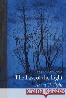 The Last of the Light: About Twilight Peter Davidson 9781780238272