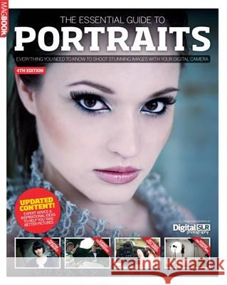The Essential Guide to Portraits 4 Daniel Lezano DSLR Photography  9781781061343