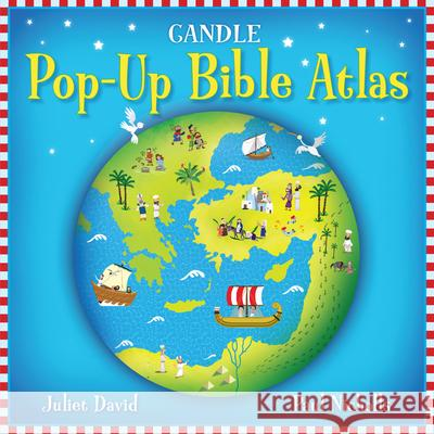 Candle Pop-Up Bible Atlas Juliet David 9781781281000