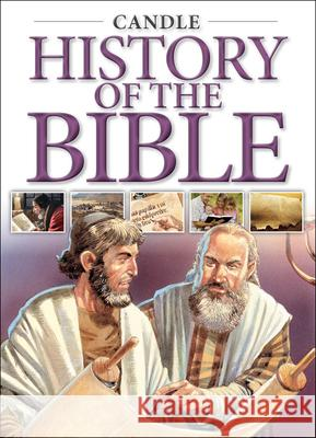 Candle History of the Bible Tim Dowley 9781781283165