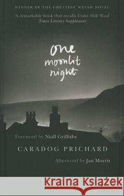 One Moonlit Night Caradog Prichard Jan Morris Niall Griffiths 9781782116769