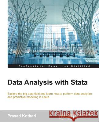 Data Analysis with Stata Prasad Kothari 9781782173175