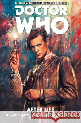 Doctor Who: the Eleventh Doctor Al Ewing 9781782763857