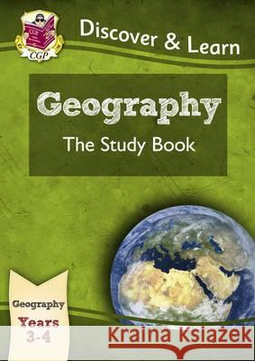 KS2 Discover & Learn: Geography - Study Book, Year 3 & 4   9781782942115