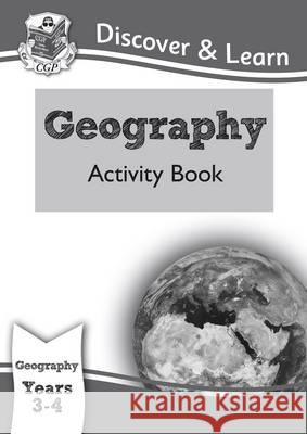 KS2 Discover & Learn: Geography - Workbook, Year 3 & 4   9781782942122