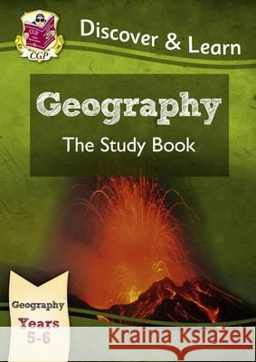 KS2 Discover & Learn: Geography - Study Book, Year 5 & 6   9781782942139