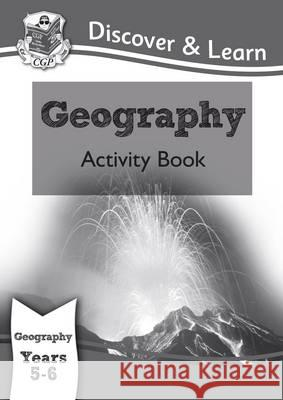 KS2 Discover & Learn: Geography - Workbook, Year 5 & 6   9781782942146