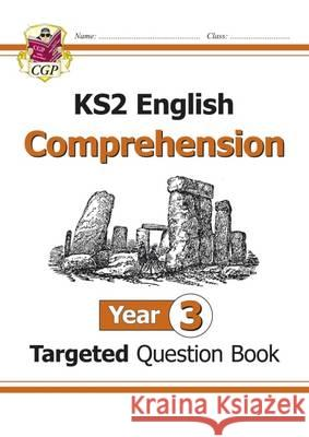 KS2 English Targeted Question Book   9781782944485