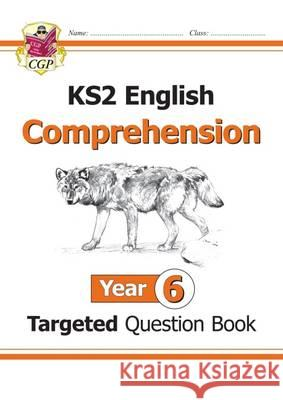 KS2 English Targeted Question Book   9781782944515