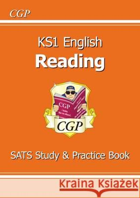 New KS1 English Reading Study & Question Book - For the 2016   9781782944607
