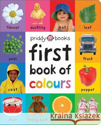 First Book of Colours Roger Priddy   9781783418954